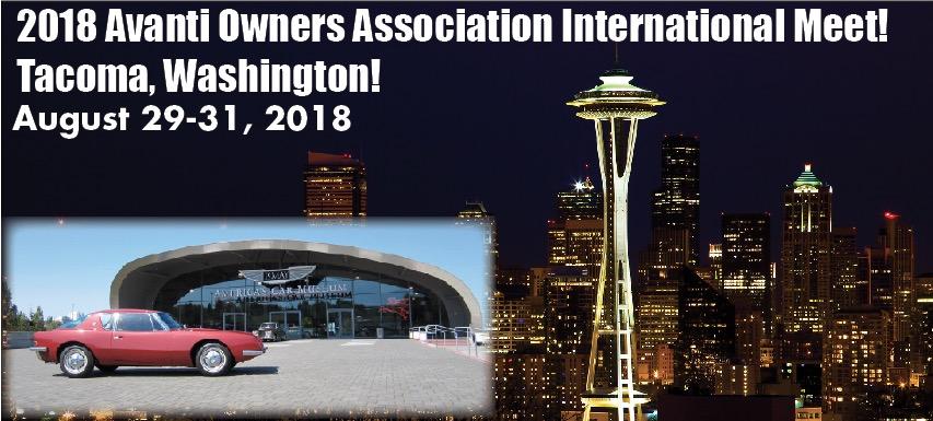 Tacoma Avanti Meet